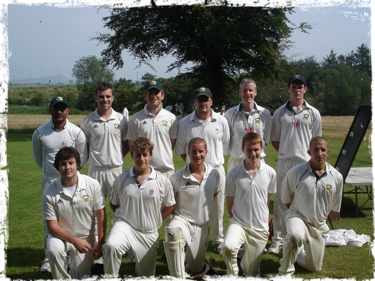 The travelling Cork County 1 side who defeated WIT by 10 wickets at Carriganore and remain unbeaten in Division 1. #CCCC