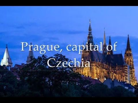Prague, capital of Czechia #Prague #Czechia #video Video by Marja Kilastemi. Music: Bedřich Smetana - Vyšehrad (My Country)
