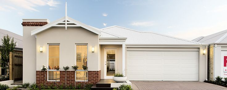 26 best house exterior images on pinterest exterior homes house the caversham display homes wa housing centre malvernweather Gallery