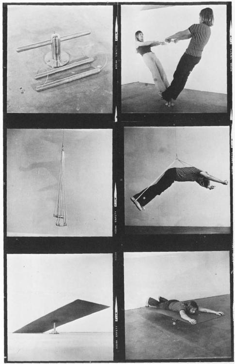 Chris Burden, Untitled, 1970
