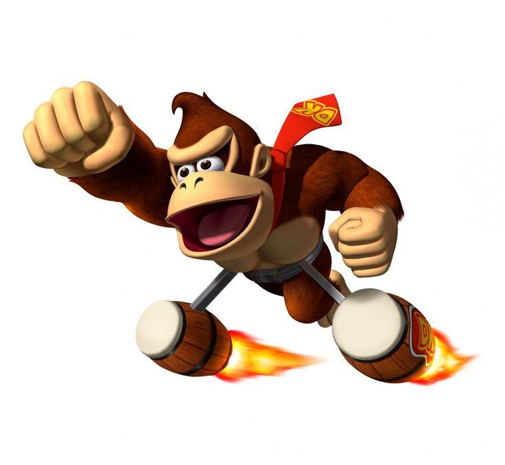 194 best Donkey Kong Printables images on Pinterest  Donkey kong