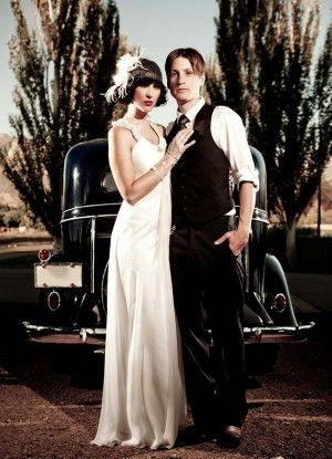 Quel lieu de réception pour un mariage thème années 20/années folles ?