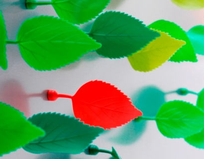 magnets - LEAVES  by Richard Hutten - die wil ik ook voor op mijn magneetmuur