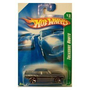 2008 Hot Wheels Treasure Hunts '69 Camaro w/ OH5SPs #12 (172 of 196). #Wheels #Treasure #Hunts #Camaro #OHSPs