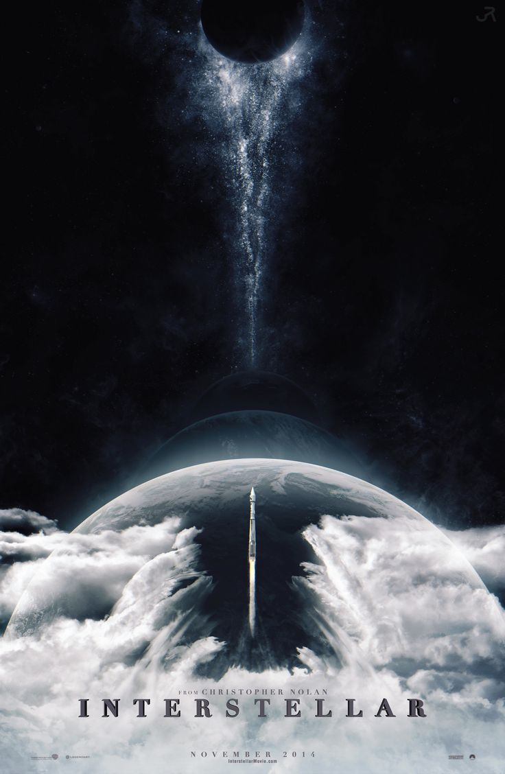 TonightsFilm: #Interstellar In a race to save humanity, scientists travel through a worm hole to find a new planet. B