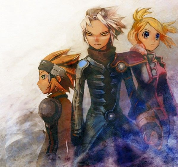 View full-size (800x746 342 kB.)  Pokemon Orre Region, Wes, Michael.  Pokemon Colosseum, XD: Gale Of Darkness