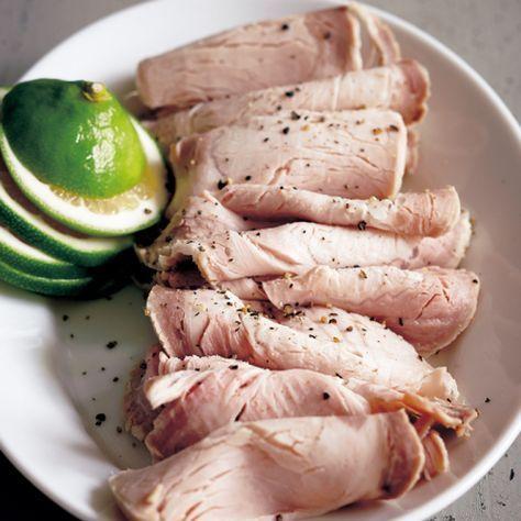 作り方は簡単なのに味は本格的で、かたまり肉のおいしさがたっぷり味わえます。