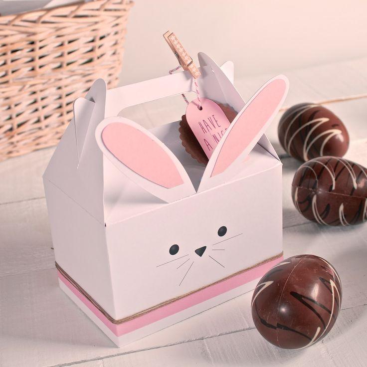 Conejo de pascua Box