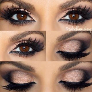 Makeup and Beauty @sabellamakeup Eotd!@anastasia...Instagram photo | Websta (Webstagram)