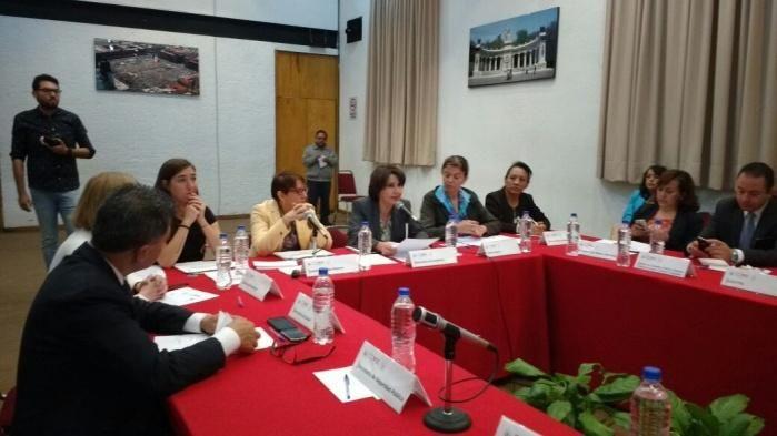 Trabaja Gobierno CDMX por una ciudad segura y amigable para mujeres y niñas