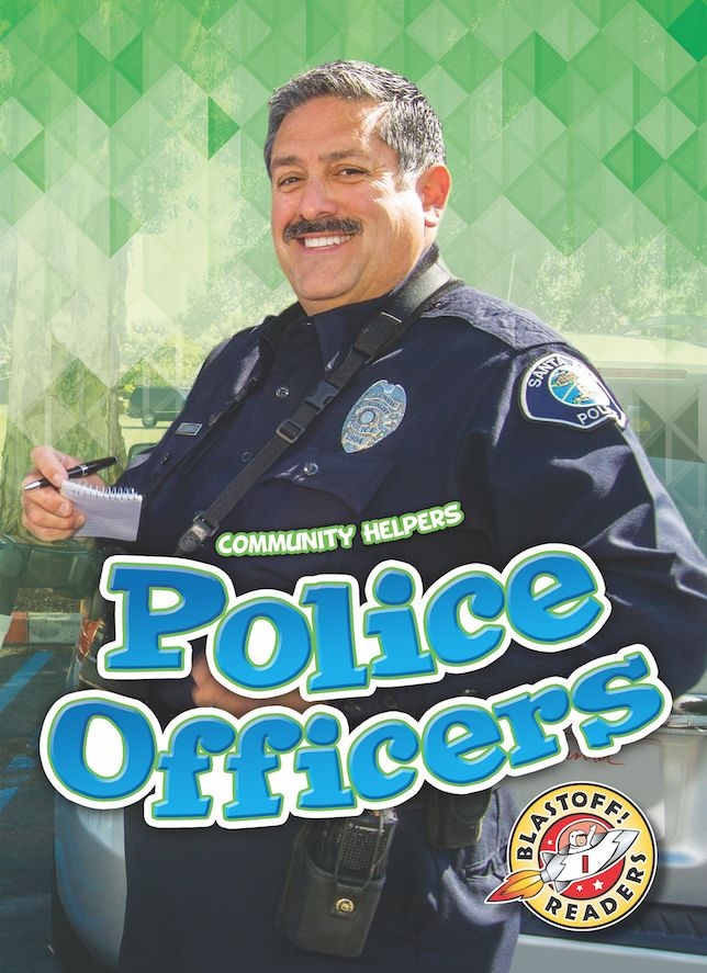 As they patrol streets and neighborhoods, police officers enforce laws and stop crime. They make communities safer! Being a police officer requires leadership skills and the ability to make good decisions in stressful situations. Beginning readers will be fascinated by this title on these brave community helpers.