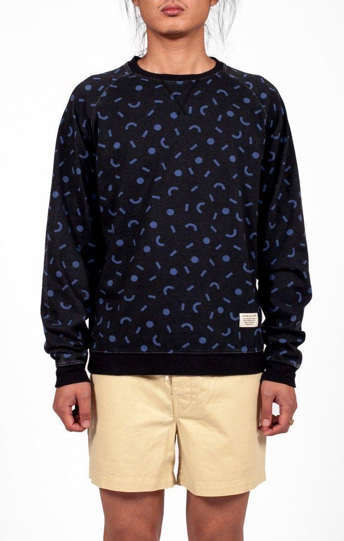 Lifetime Collective / Men's Collection / Sweatshirts / Pressure Print Sweatshirt