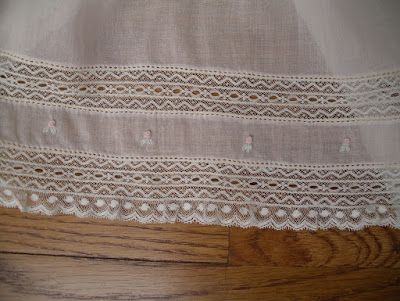Old fashion baby dress patterns
