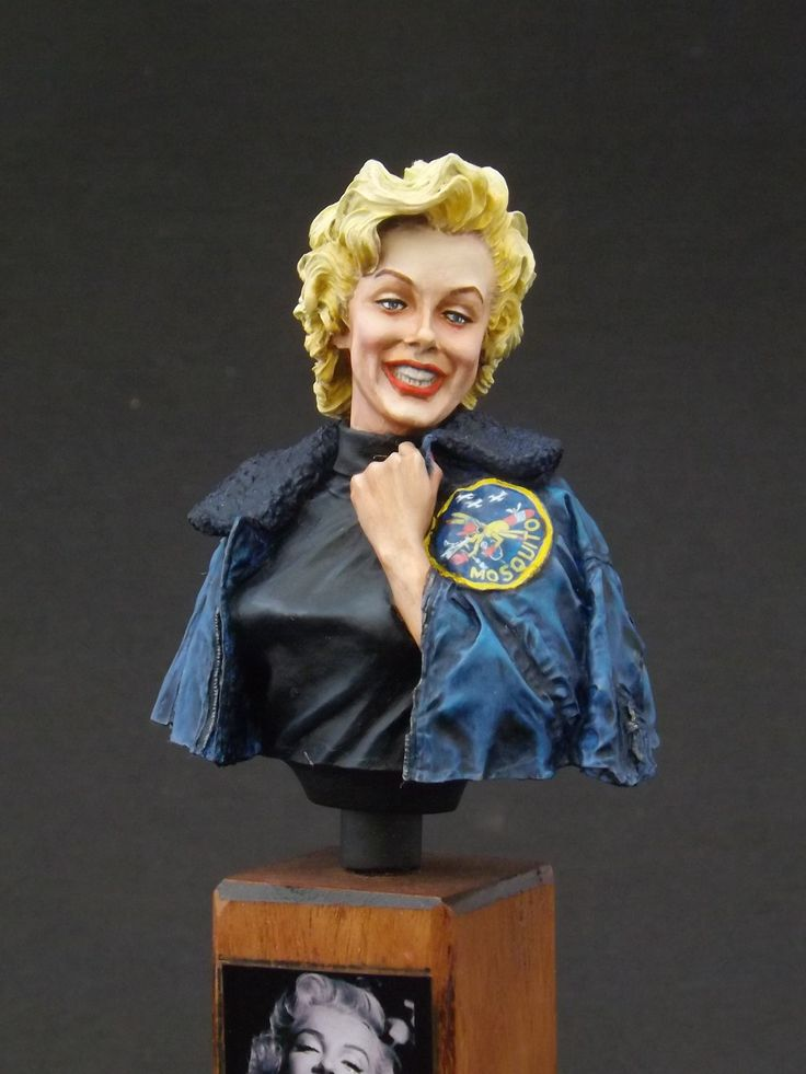 busto 1/10 Marilyn Monroe - Life Miniatures