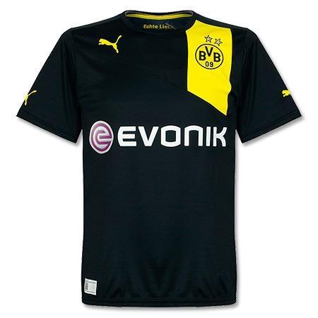 Duitsland - Borussia Dortmund - Uit