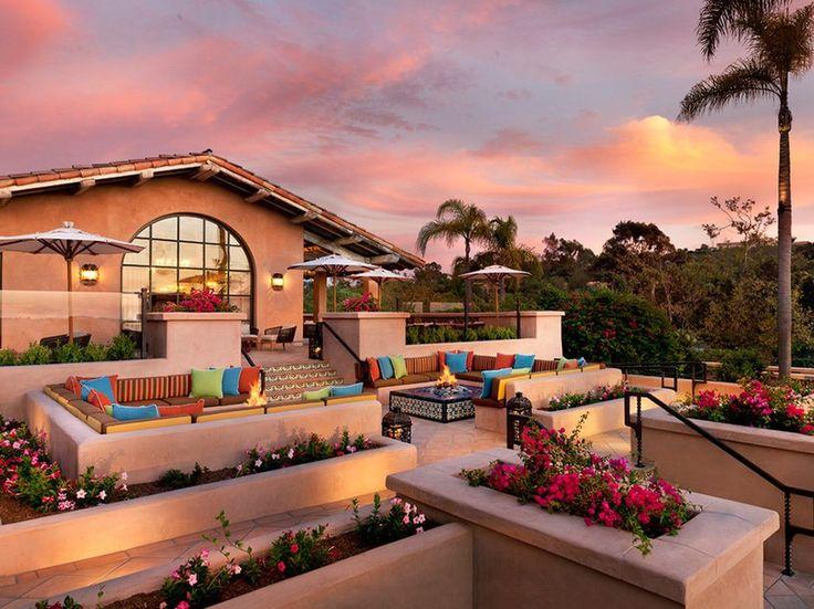 [Rancho Valencia, Rancho Santa Fe](http://www.cntraveler.com/hotels/north-america/united-states/rancho-valencia-resort-rancho-santa-fe-san-diego-co--san-diego-california)