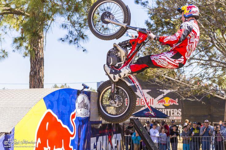 Brian Capper Extreme bike