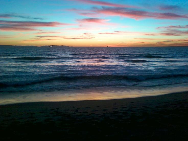 sunset beach, california