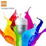 Xiaomi Yeelight RGBW E27 Smart LED Bulb