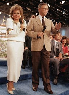 He Died For My Grins: Jim and Tammy Faye Bakker