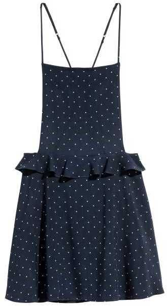 H&M Dotted Dress