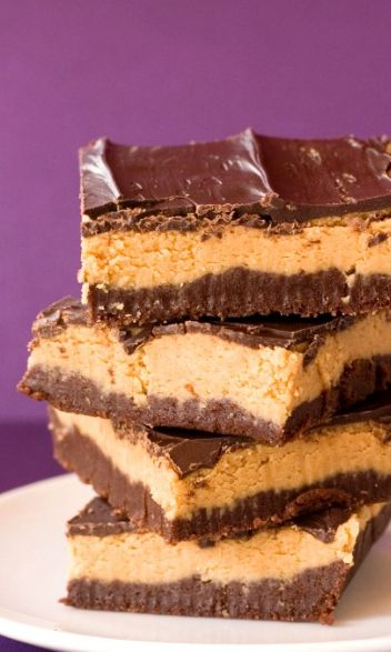1000+ images about Sweets - Brownies and Bars 3 on Pinterest | Peanut ...