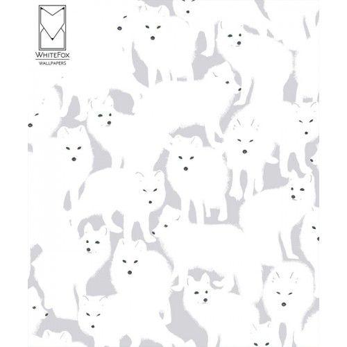 Wallpaper #Foxes by White Fox