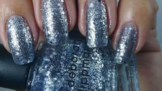 Remove Glitter Polish in Seconds! Nail Trick, via YouTube.