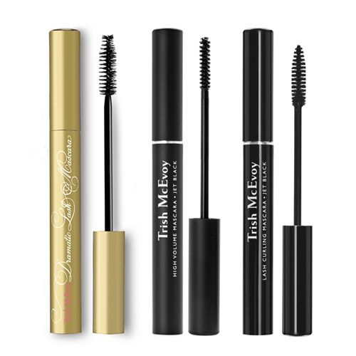 Trish McEvoy Makeup - Waterproof mascara that washes off in tubes with warm water