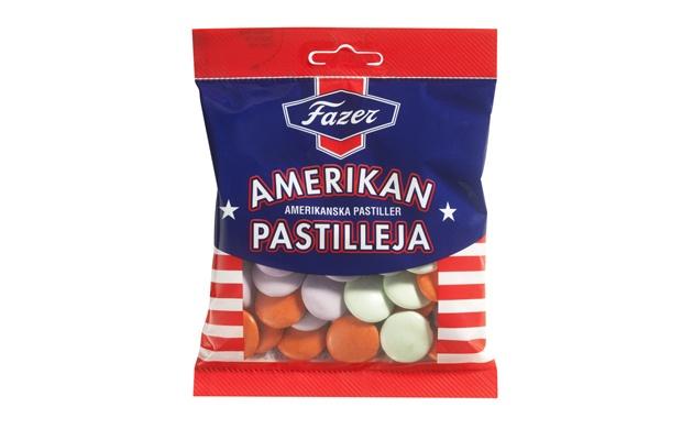 Amerikan pastilleja 150g