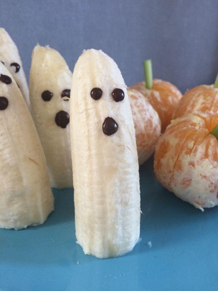Spooky Banana and Pumkin Tangerine