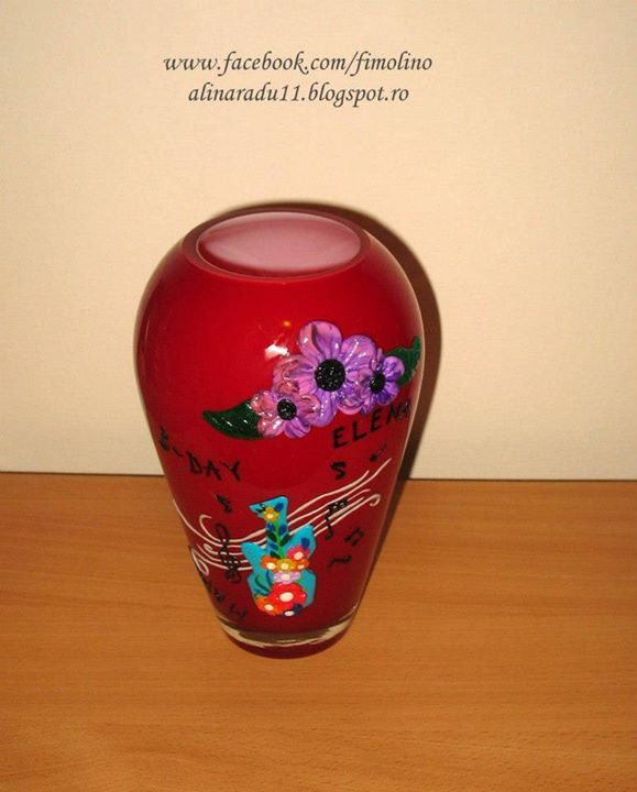 Vaza personalizata