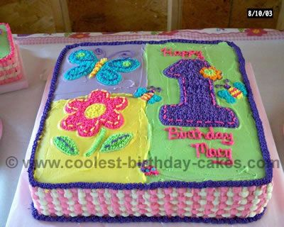 33 best Birthday cakes images on Pinterest Birthday cakes First