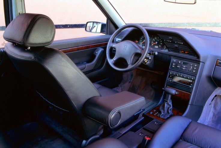 1995 Peugeot 605