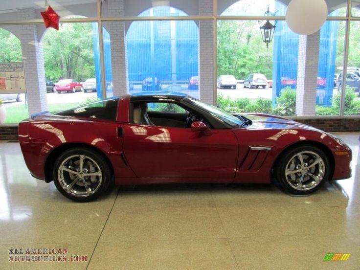 corvette america | 2011 Chevrolet Corvette Grand Sport Coupe in Crystal Red Tintcoat ...