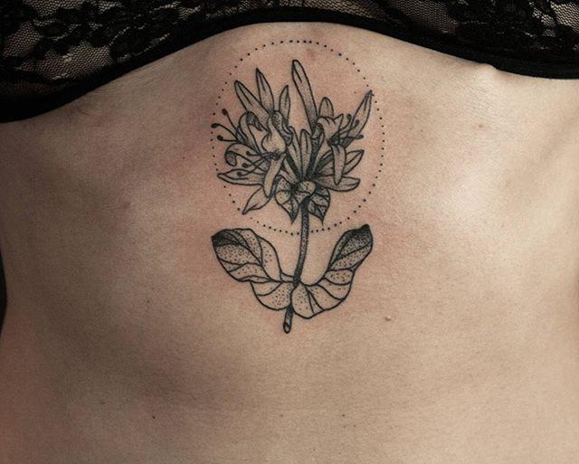 Eccezionale Best 25+ Honeysuckle tattoo ideas on Pinterest | Honeysuckle  SN53