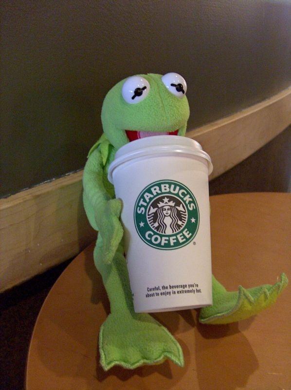 Kermit New York Starbucks #starbucks, #pinsland, #coffee ...