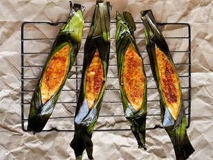 My Otak-Otak recipe as featured on Yahoo! 7 Lifestyle.