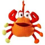 Oscar, The Greedy Crab Rattle
