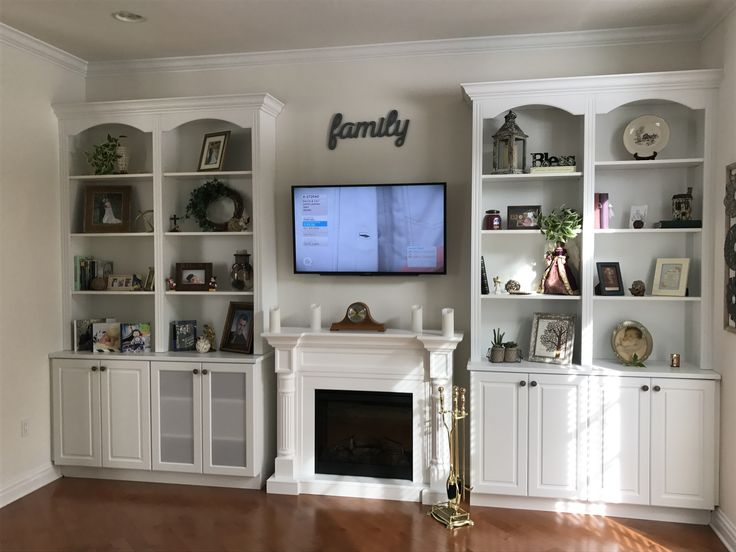 9 best wall unit ideas images on Pinterest | Wall units, Custom wall ...