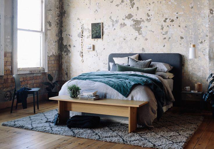 Get the look : relaxin' all cool bedroom