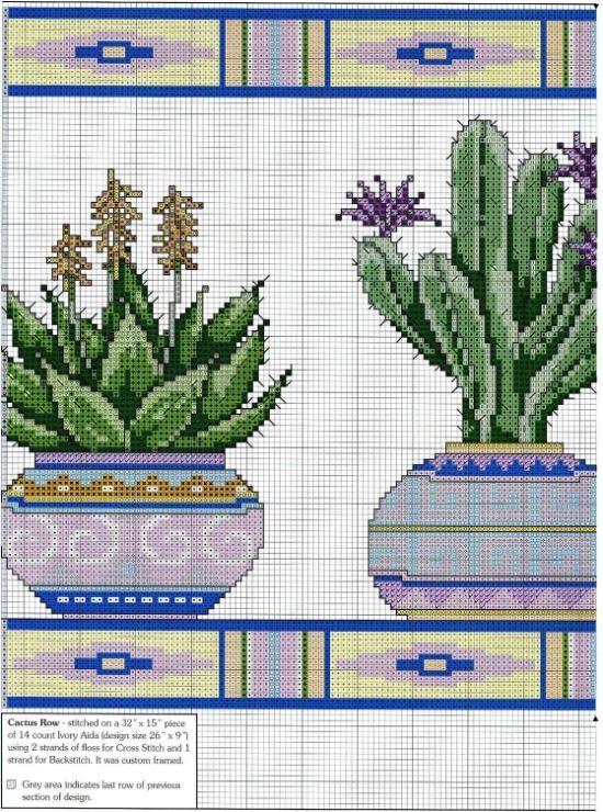 Gallery.ru / Фото #3 - 9265 Southwest Cactus - mornela