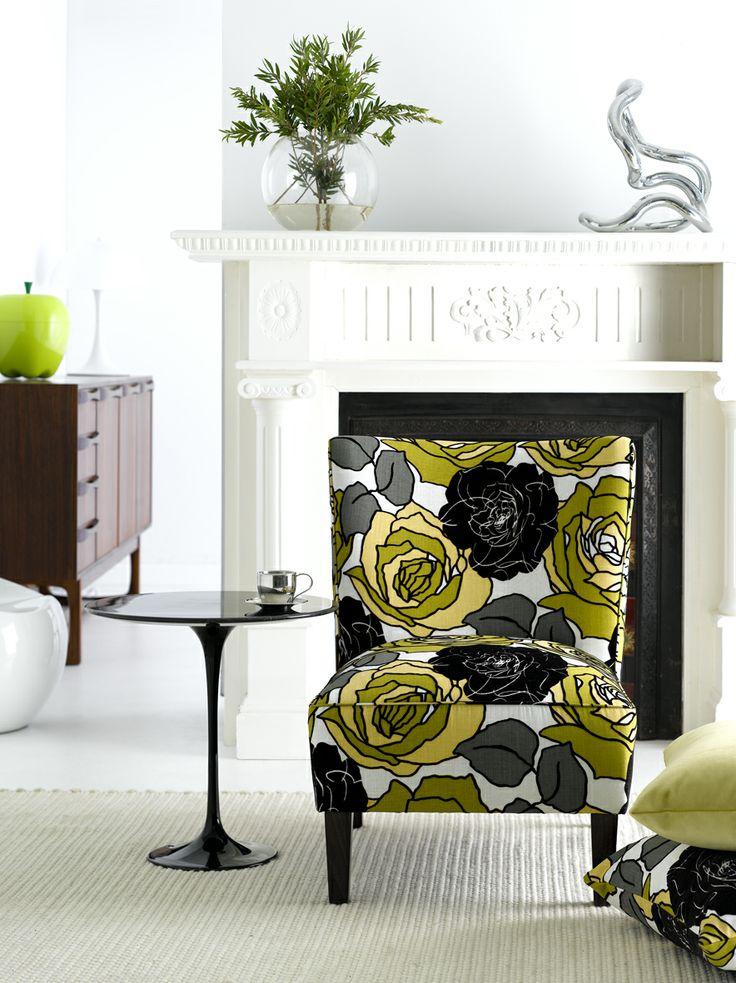 Warwick Fabrics, 'Secret Garden' Collection.