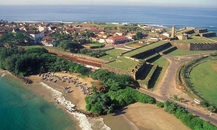 Nederlandse Fort Galle, Sri Lanka
