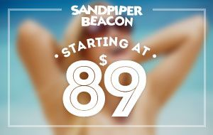 Coupons and Discounts at the Sandpiper Beacon - Looking for cheap Panama City Beach Hotels?