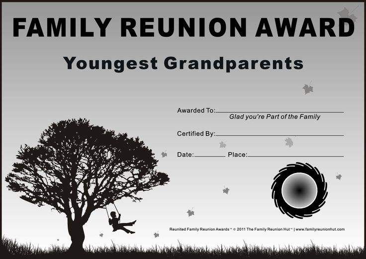 Best 25 family reunion invitations ideas on pinterest for Free family reunion certificates templates