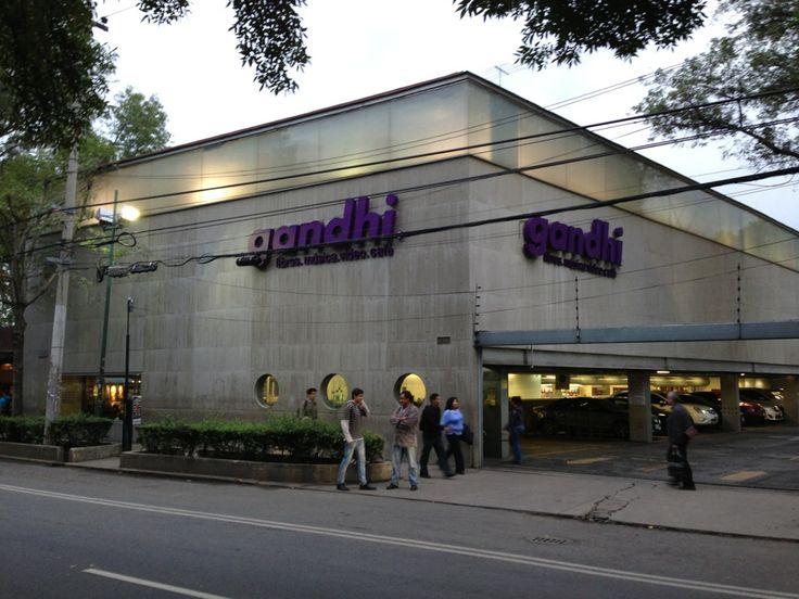 Gandhi en Ciudad de México, Distrito Federal