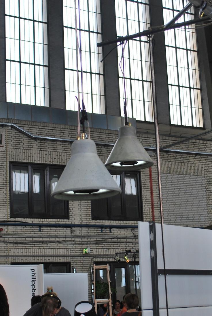 FILIPPO #speaker lamp # at #DMY berlin #International Design festival 2012