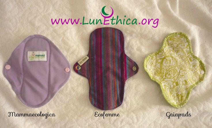 Lunethica: Recensione: Assorbenti lavabili Ecofemme