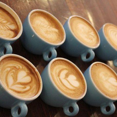 Latte Art Throwdown at Prufrock, London